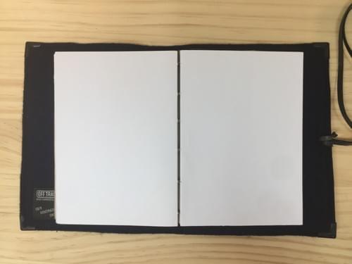 【法爾】KKO 手工製作筆記本|輪胎重生製成