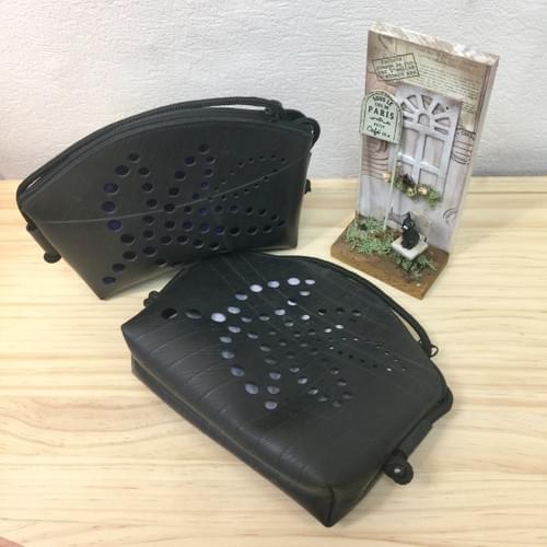 【法爾】KKO葉紋包  輪胎重生製成