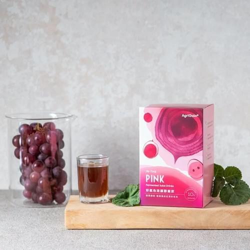 【補鐵飲品】好氣色活顏酵素飲(10入) 酵素飲 蓋婭輕漢方