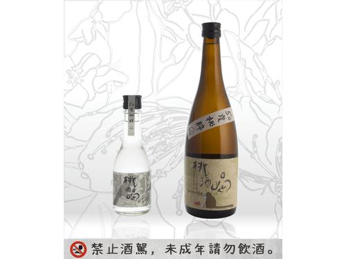 [討酒吧]50%桃酒喝 / 五月桃の燒酎