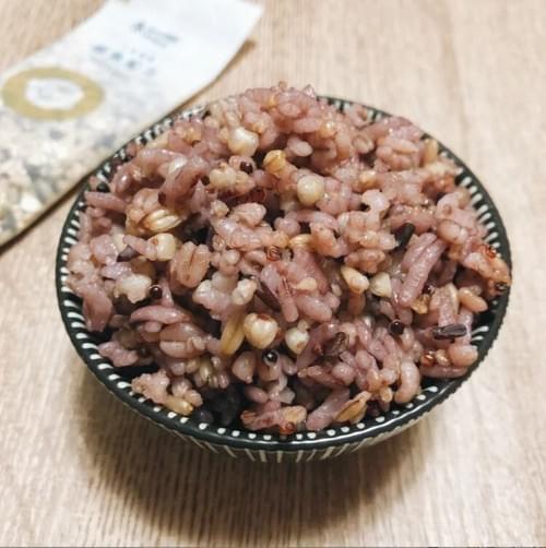 [晰穀多穀米]一小包穀物 | 經典配方 (盒裝70克x7入/1公斤家庭號)