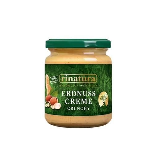 【Rinatura 瑞拉】花生醬(顆粒、滑順) 250g (全素)