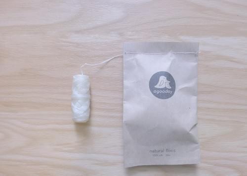 [好日子]補充包蠶絲牙線