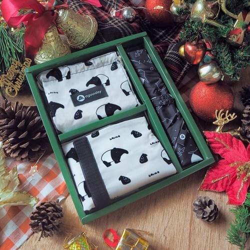 好日子聖誕禮盒 – 馬來貘聯名款