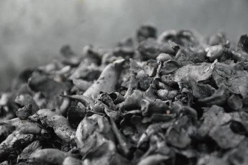 官田烏金桶裝菱殼炭