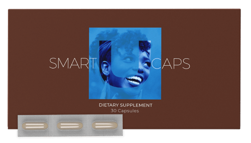 Smart Caps 3 day sample pack