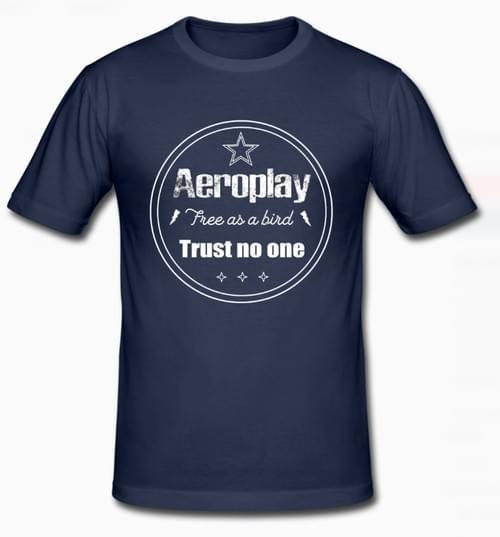 T-Shirt Aeroplay - Free As A Bird