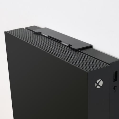 Xbox ONE X Vertical Wall Mount for