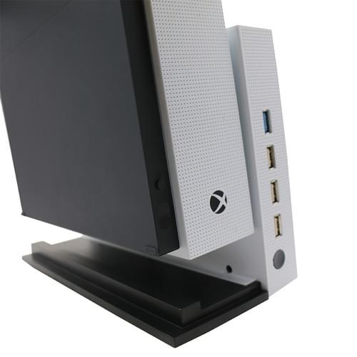 XBOX ONE S STAND AND COOLING FAN
