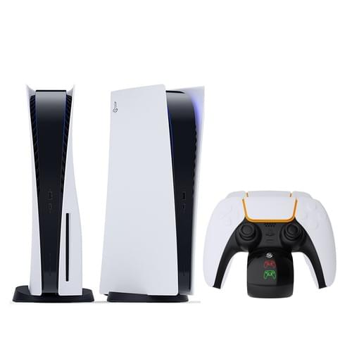 Dual Controller Charging Station for PS5
