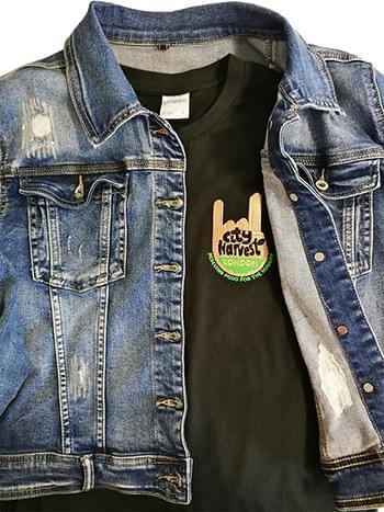 City Harvest Rocks T Shirt