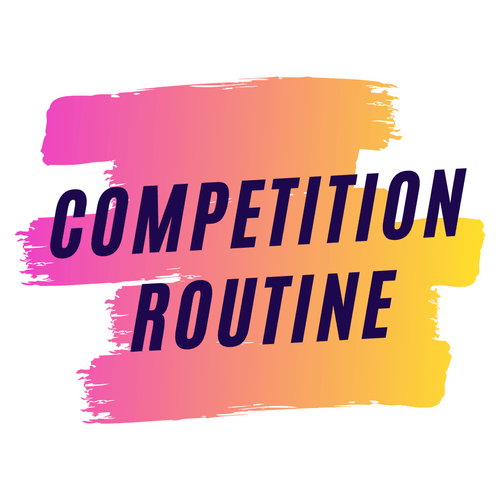 Competition Routine Entry