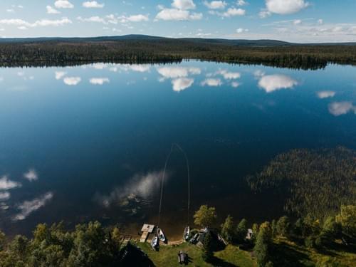 A Day By Lake Jeris