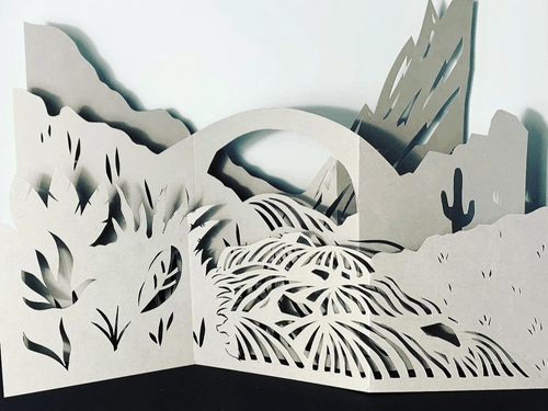 Paper Theatre - one week intensive