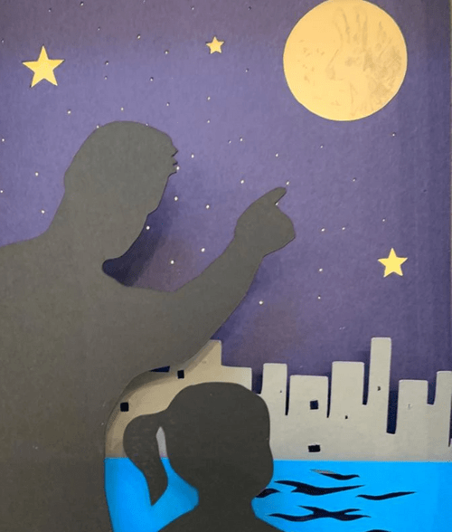 Special Father's Day Lightbox Workshop - Sunday 20 June 2 - 4 pm
