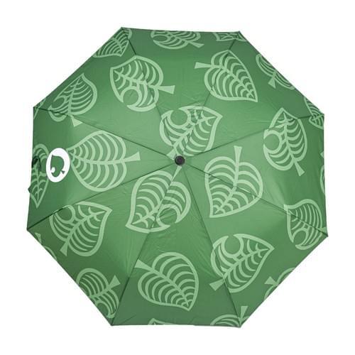 Animal Crossing Theme Automatic Umbrella