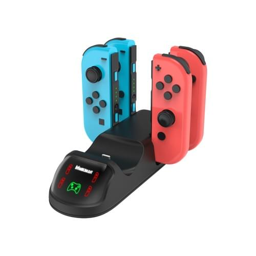 NS 5 in 1 Joycon and Pro Controller Charger