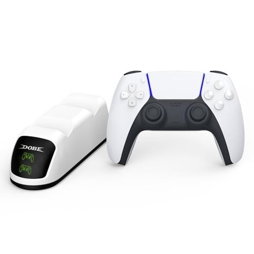 PS5 Controller Contact Charging Dock, Fast Charge w/ LED indicator
