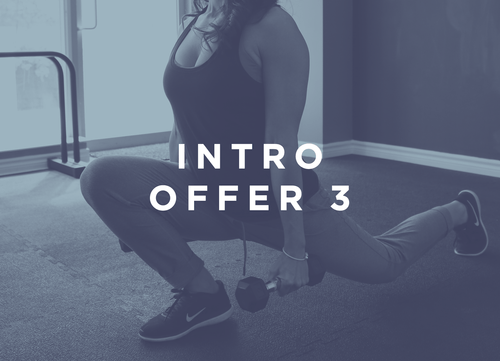 Natal Strength Introductory Offer 3