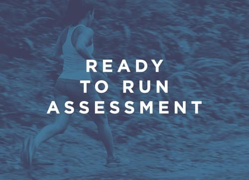 Ready To Run Assessment