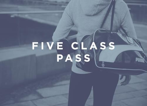 Five Class Pass