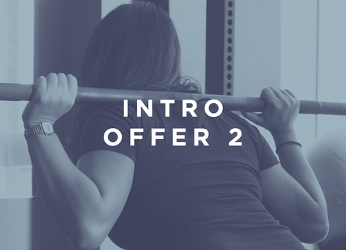 Natal Strength Introductory Offer 2
