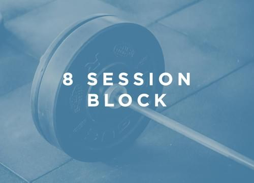 Natal Strength - Block of 8 Sessions