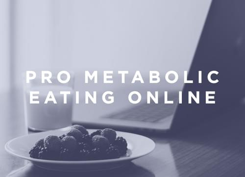Pro Metabolic Eating Consultation (Online)