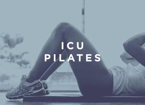 ICU Pilates - Starting Tuesday, 30th March - 6.30pm - 7.15pm