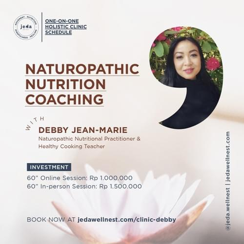 Naturopathic Nutritional Coaching