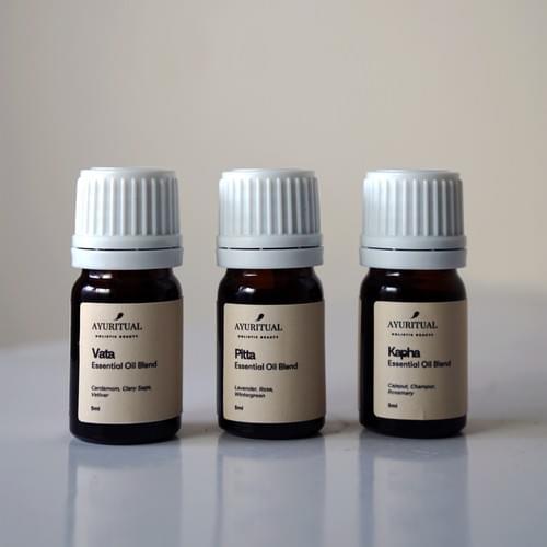 3 Dosha Essential Oil Bundle