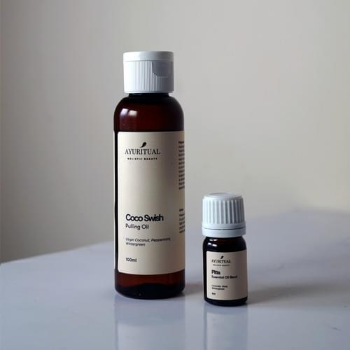 Coco Swish + Essential Oil Blend (5ml)