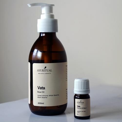 Base Oil (200ml) + Essential Oil Blend (5ml)