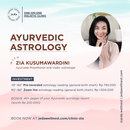 Ayurvedic Astrology Reading