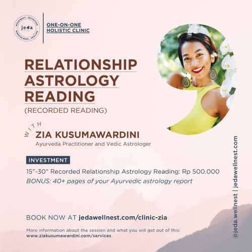 Relationship Astrology Reading