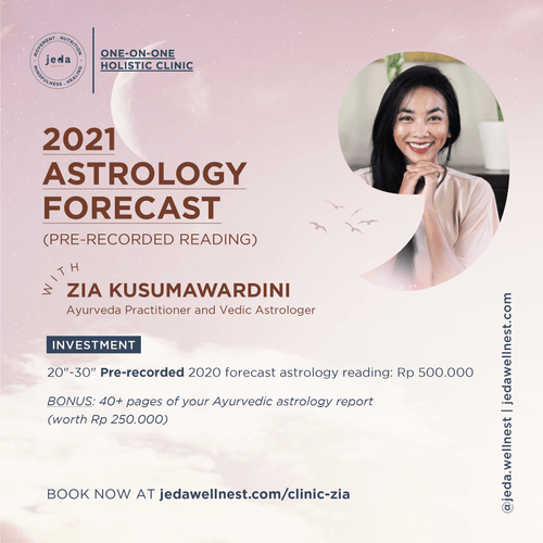2021 Forecast Astrology Reading