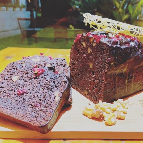 父親節限定-啤酒巧克力蛋糕