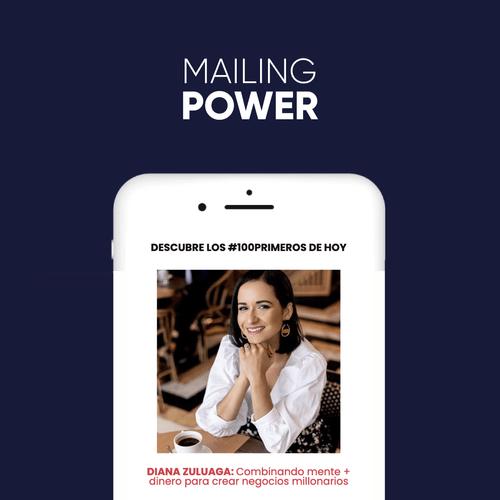 Mailing Power: Newsletter