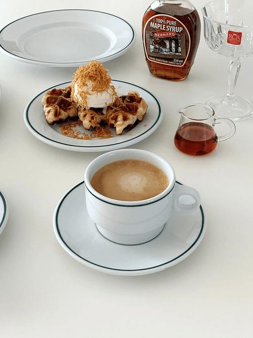 Porvasal 咖啡杯組