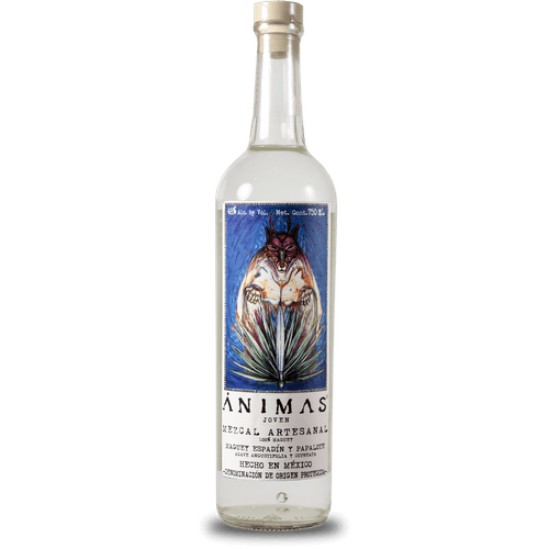 Animas Maguey Espadìn & Papalote (750ml)