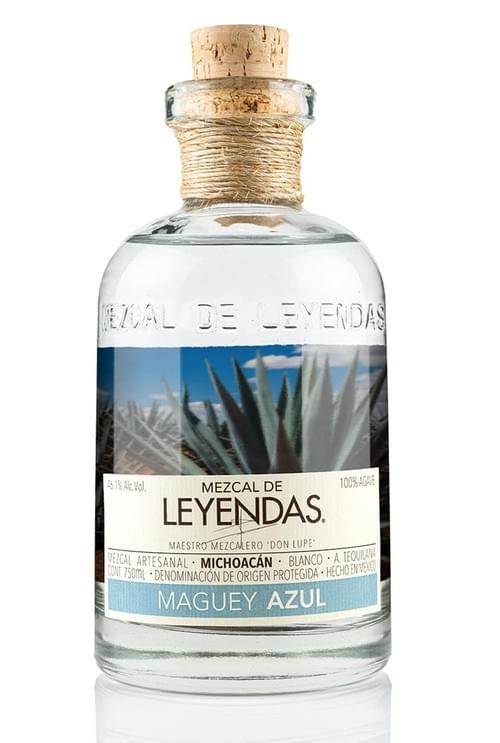 Mezcal de Leyendas Azul Michoacan (750ml)