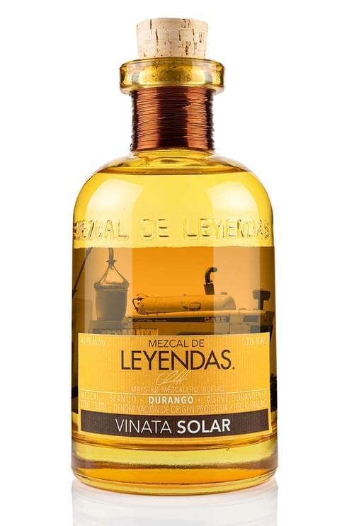 Mezcal de Leyendas Vinata Solar Durango (750ml)