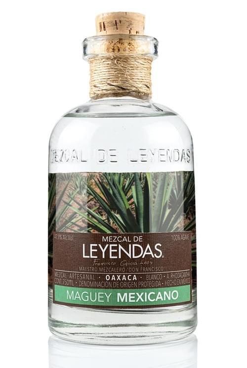 Mezcales de Leyenda Mexicano Oacaxa (750ml)