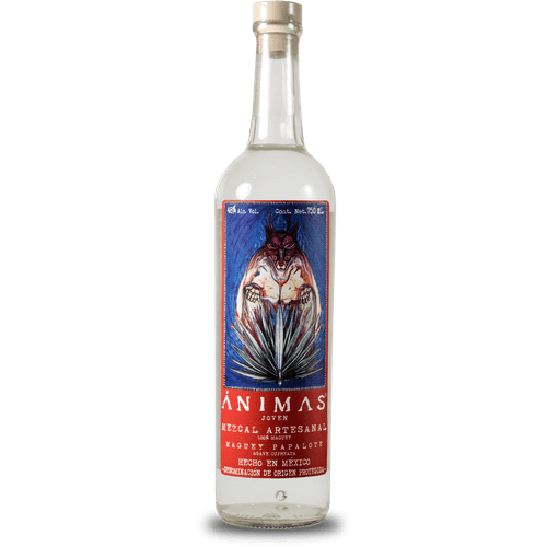 Animas Maguey Papalote (750ml)