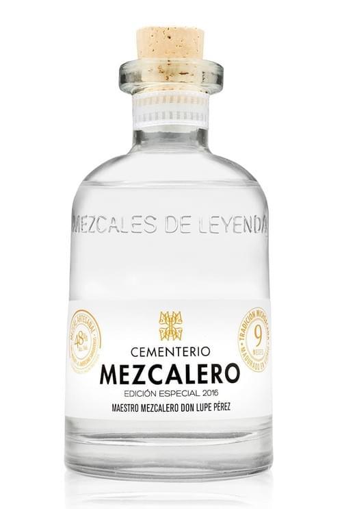 Mezcal de Leyendas Cementerio Mezcalero (750ml)
