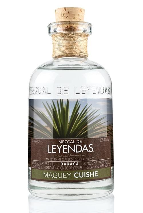 Mezcales de Leyenda Cuishe Oacaxa (750ml)