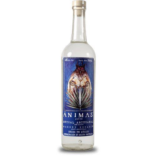 Animas Maguey Espadìn (750ml)