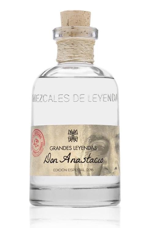 Mezcal de Leyendas Grandes Leyendas (750ml)
