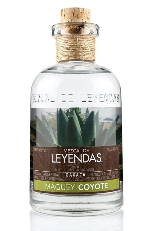 Mezcales de Leyenda Coyote Oaxaca (750ml)