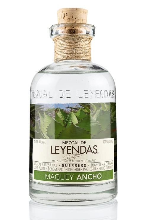 Mezcal de Leyendas Ancho Guerrero (750ml)